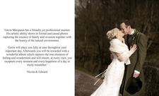 Lochaber Wedding Photography Testimonial